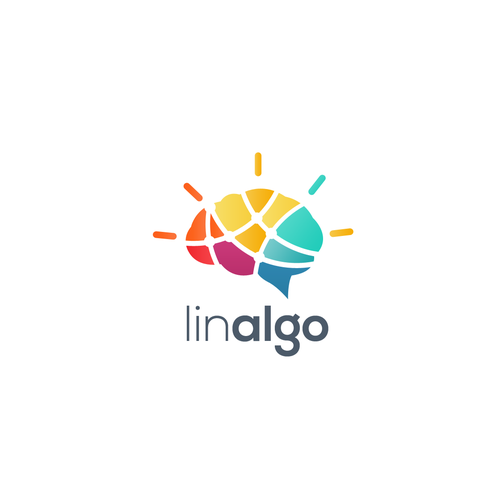AI brand with the title 'LinAlgo'