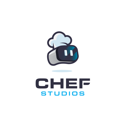 Cooking logo with the title 'Cooking with VR'