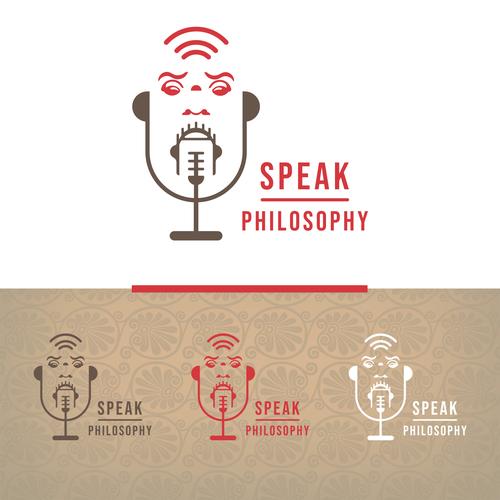 Speak logo with the title 'Speak Philosophy'