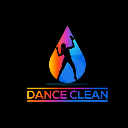 Hydro logo with the title 'Dance Clean'