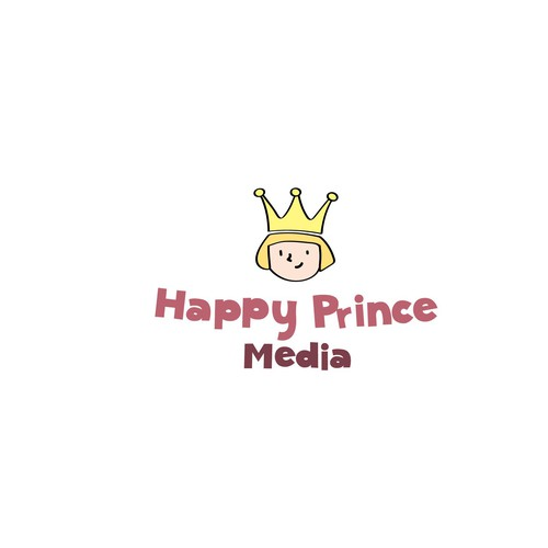 Prince design with the title 'Happy Prince '