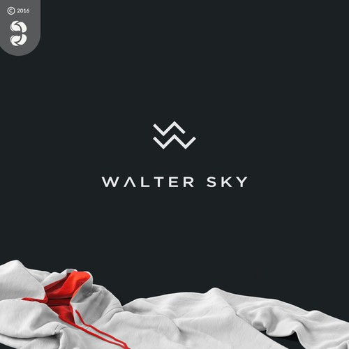 Ethnic design with the title 'Walter Sky'