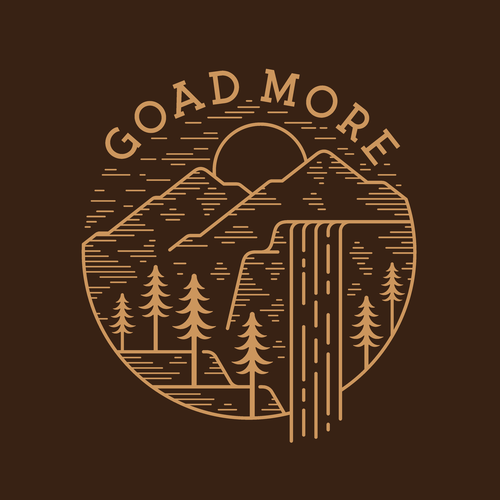 Explore design with the title 'Goadmore illustration'