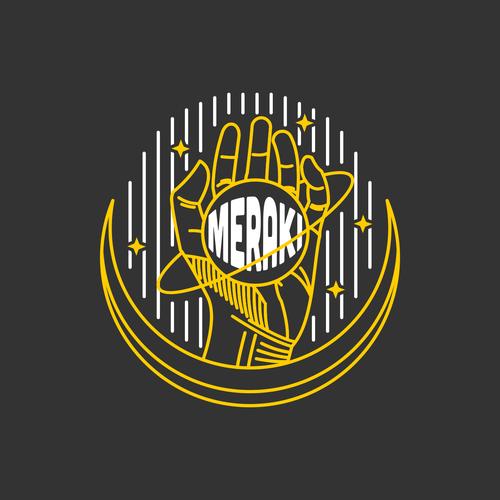 Communications brand with the title 'Meraki'