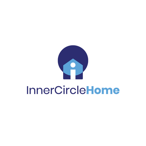 I logo with the title 'Home and Circle'