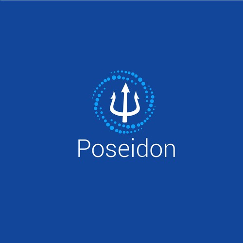Poseidon logo with the title 'poseidon'