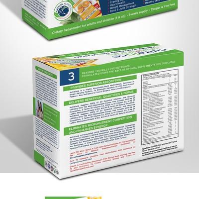 box for multivitamin