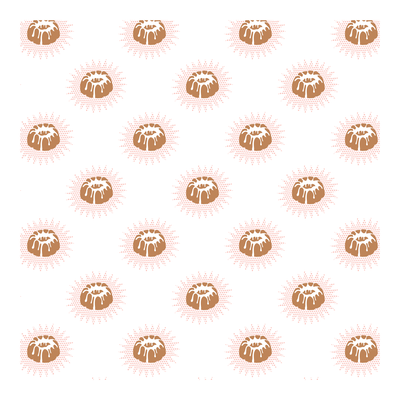 Pattern design from logo