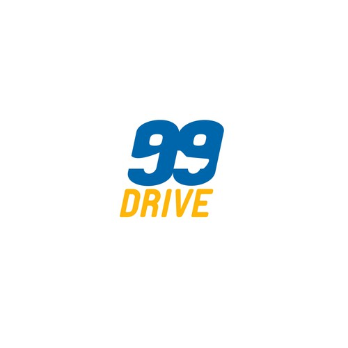 Driving logo with the title '99Drive'