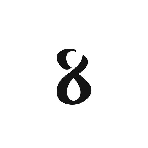 Eight design with the title '86'