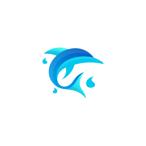 Dolphin logo with the title 'SA ROCA'