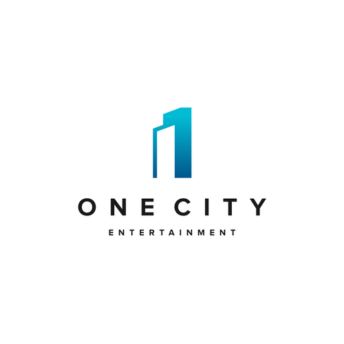 One logo with the title 'One City'