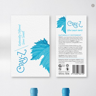 Label design