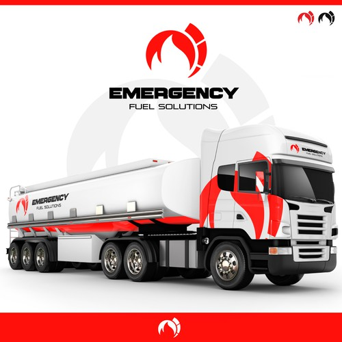 Fuel logo with the title 'Emergency Fuel Solutions'