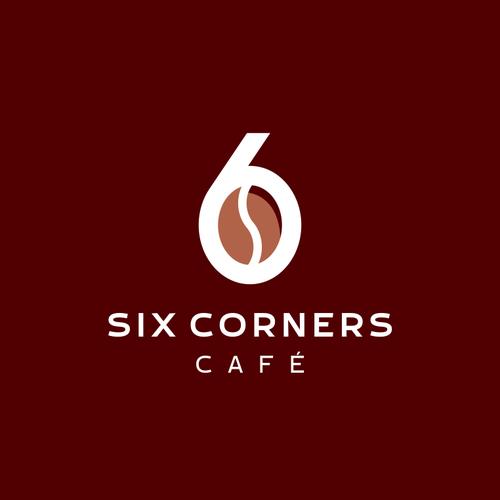 Tapas logo with the title '6 + coffee bean'