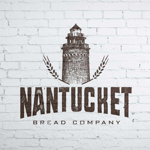 Bread design with the title 'NANTUCKET'