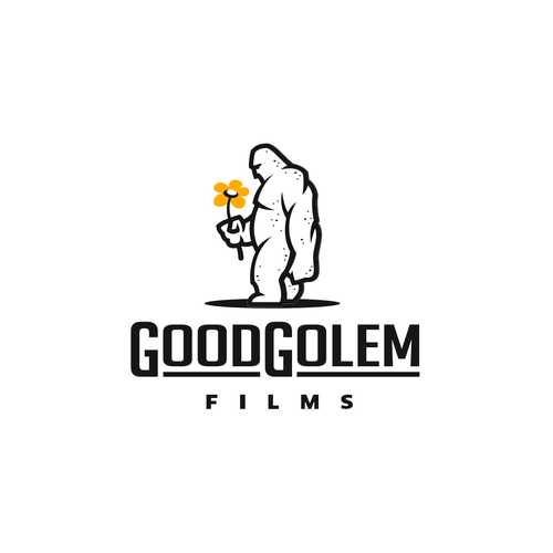 Blossom logo with the title 'GoodGolem'