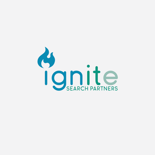 Ignite design with the title 'Ignite - logo concept'