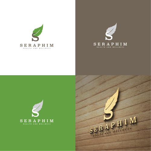 Chiropractic brand with the title 'logo design for medical clinic'