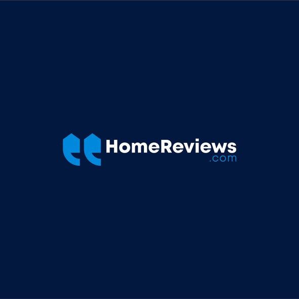 Quote design with the title 'Home Reviews'