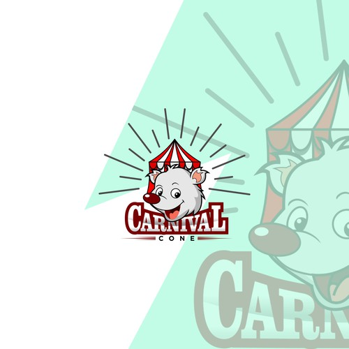 Carnival logo with the title 'CARNIVAL CONE'