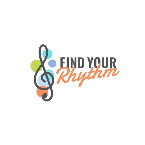 Chat logo with the title 'Find Your Rhythm'