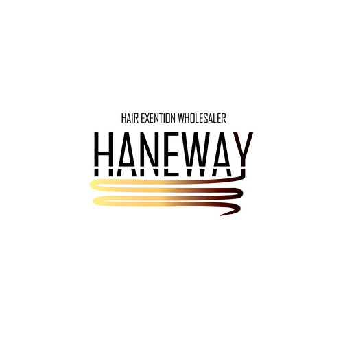Visual logo with the title 'HANEWAY'