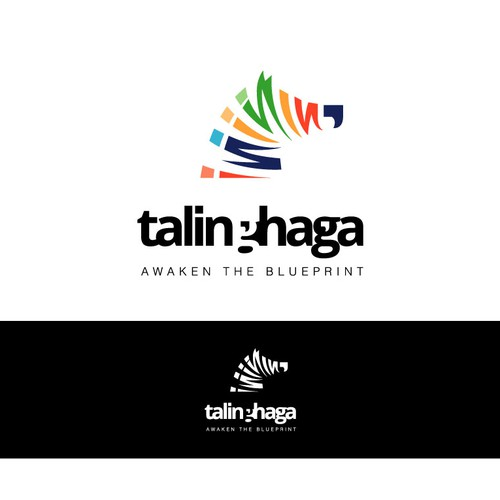 Zebra logo with the title 'Talinghaga'