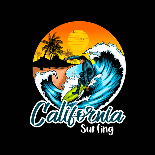 California t-shirt with the title 'Design for California T-Shirts'