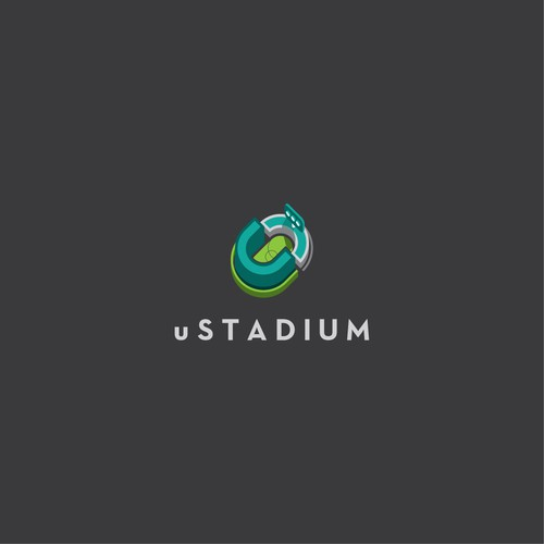 Stadium logo with the title 'uStadium'