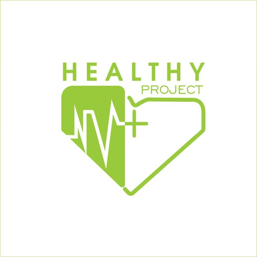 Basic logo with the title 'Nevadans healthy project'