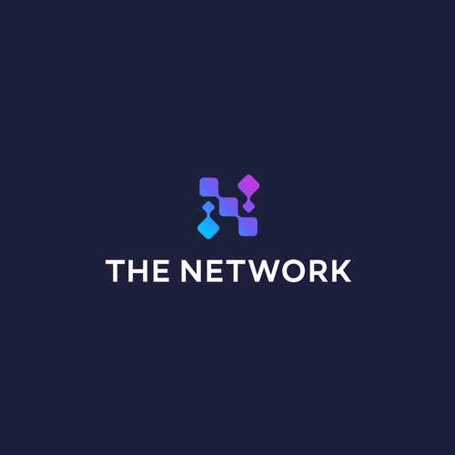 Molecule design with the title 'The Network'