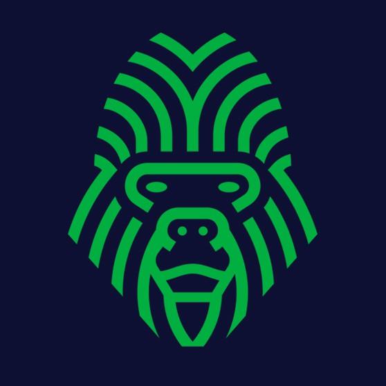 Gorilla brand with the title 'GORILLA LOGO'
