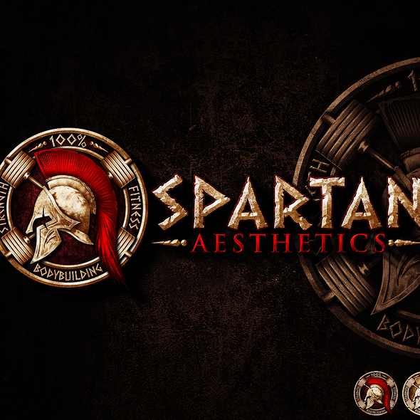 Spartan design with the title 'Spartan Aesthetics'
