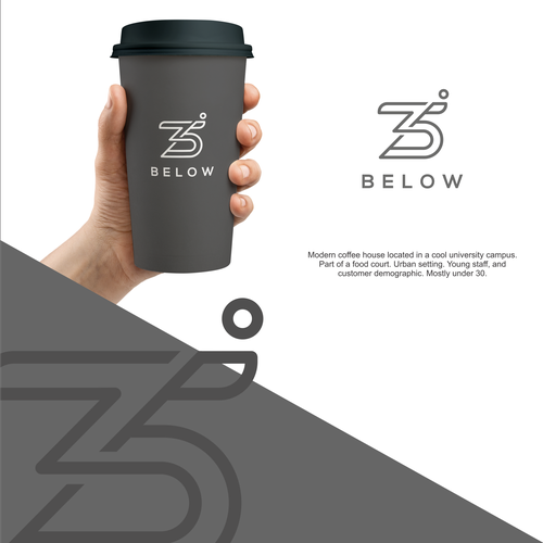Number 5 logo with the title '35 below'