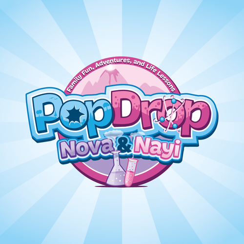 Quest logo with the title 'PopDrop'