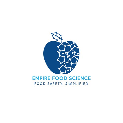 Safety brand with the title 'Empire Food Science - Food Safety Company Logo'