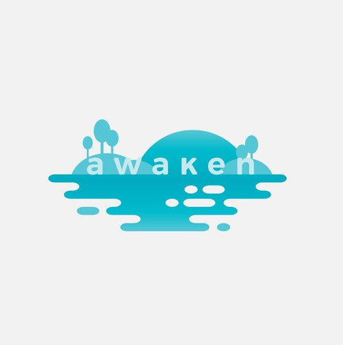 Holistic design with the title 'Awaken'