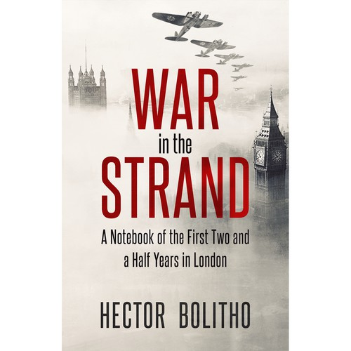 Historical book cover with the title 'Historical Book - WWII'