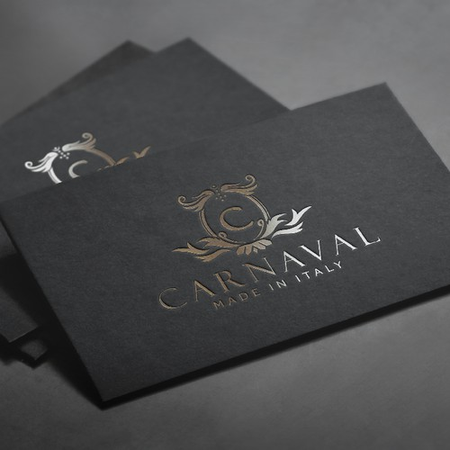 Tailor logo with the title 'Carnaval'