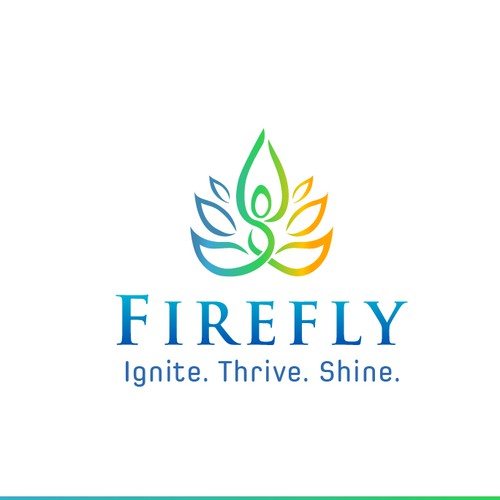 Ignite logo with the title 'Logo for FIREFLY'