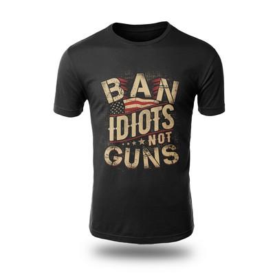 Ban Idiots nnot Guns