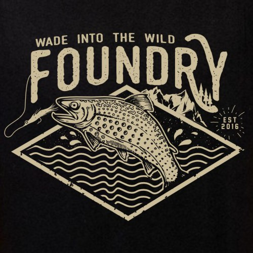 Community t-shirt with the title 'foundry'