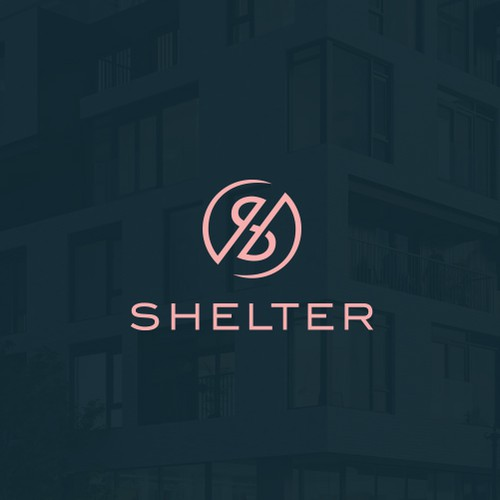 Construction brand with the title 'Shelter'