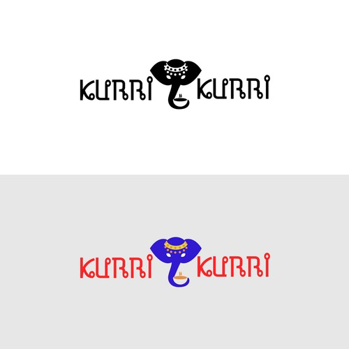 Thai logo with the title 'Logo Concept for Kurri Kurri'