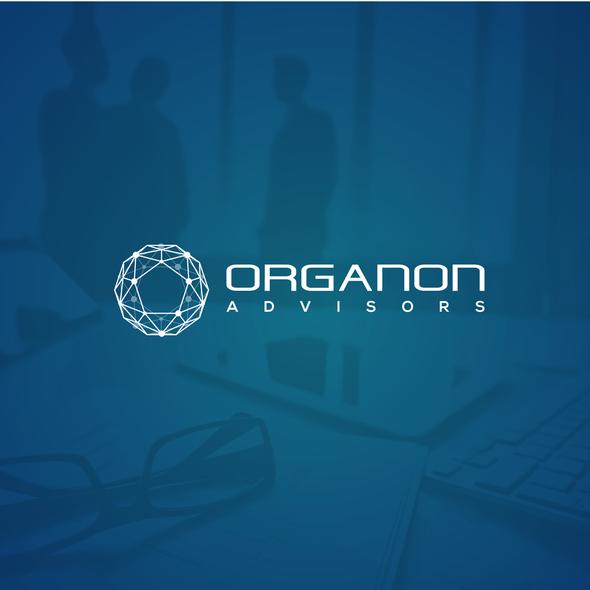 Enterprise design with the title 'Organon Advisors'