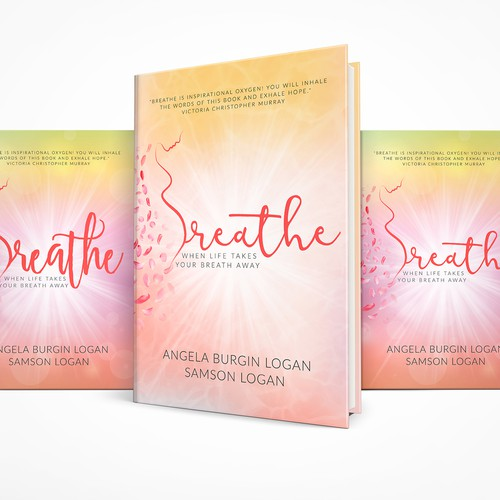 Soft design with the title 'Breathe'