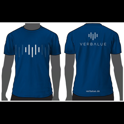 Edgy t-shirt with the title 'Verbalue'