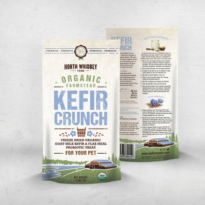 North Whidbey Farm Kefir Crunch
