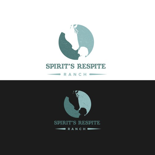Horse brand with the title 'Spirit's Respite Ranch'